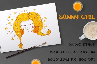 Sunny Girl!