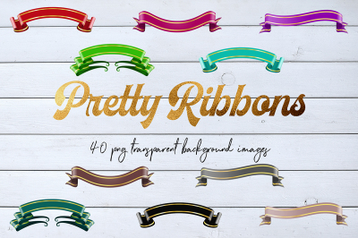 Metallic Ribbons, Decorative Ribbons
