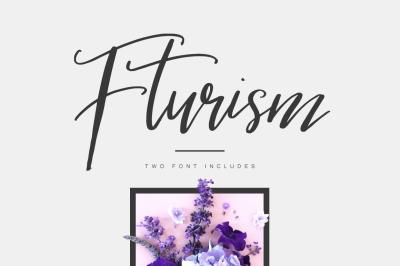 Fturism Typeface