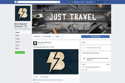 FB Cover - Just-Travel