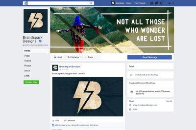 FB Cover - Stripes