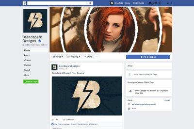 FB Cover - Depth