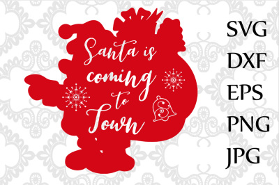Dear Santa Svg Christmas Svg