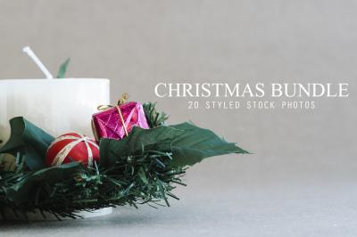 Christmas Stock Photos Bundle