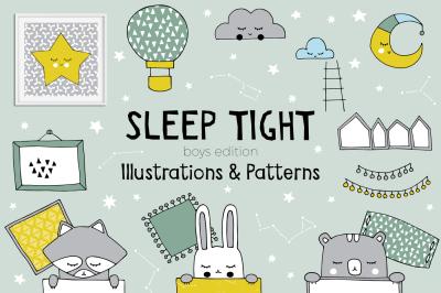 Sleep Tight. Boys edition