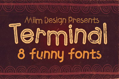 Terminal - Funny Font