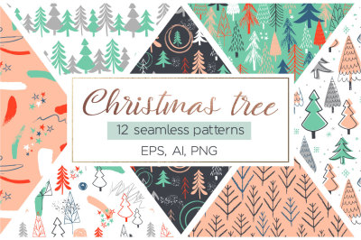 Christmas tree New patterns!