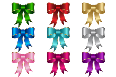 Bows Clipart / Bows Graphics and Illustrations