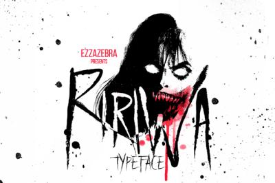 Ririwa Typeface