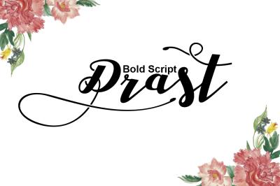 Drast Bold Script
