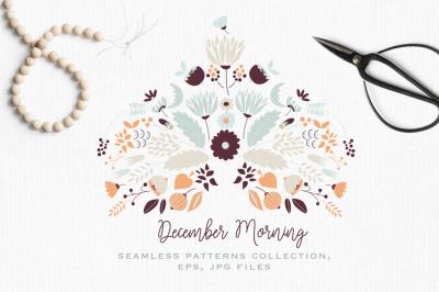 December Morning Patterns