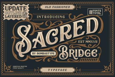Sacred Bridge Family