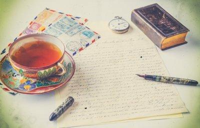 Historical correspondence