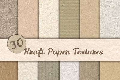 Kraft Paper Textures
