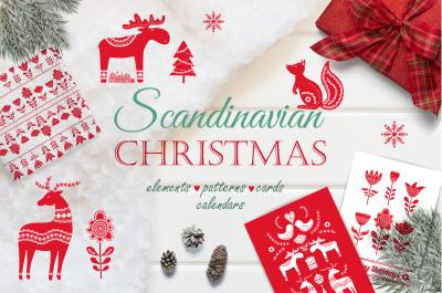 Scandinavian Christmas Pack