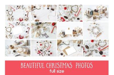 12 Vintagy Christmas Photos