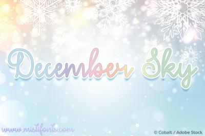 December Sky