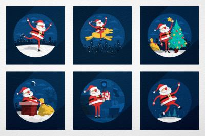 Santa Claus situations