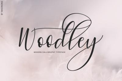 Woodley Script