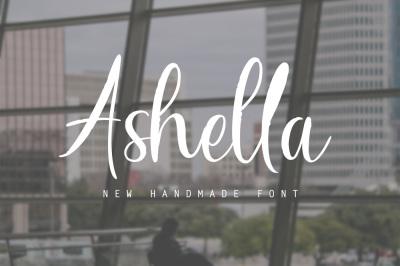 Ashella Script