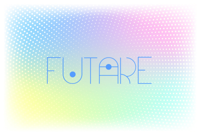 Futare - Minimal Futuristic Display Font