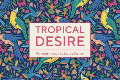 Tropical desire patterns