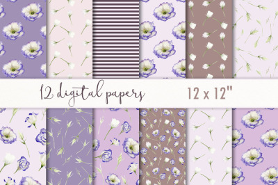 Digital paper summer
