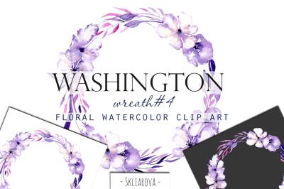Washington. Wreath #4