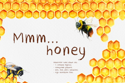 Mmm...Honey