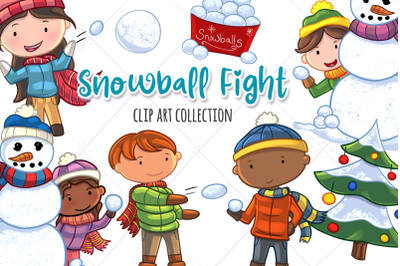 Snowball Fight Collection
