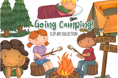 Going Camping Collection