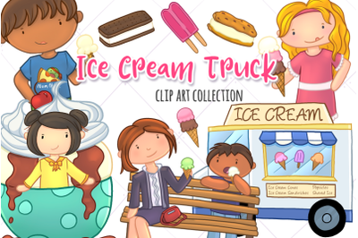Ice Cream Truck Collection