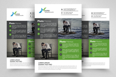 Business Analysis Flyer