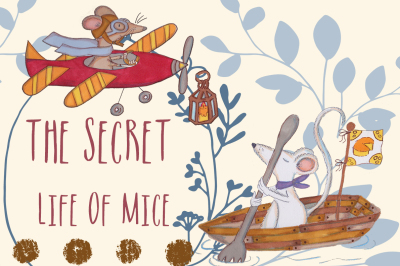 The Secret life of mice