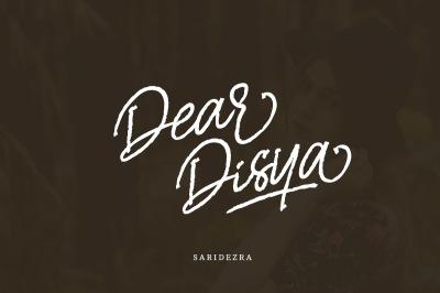 Dear Disya