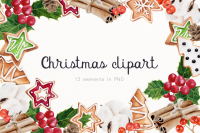 Christmas clip art png