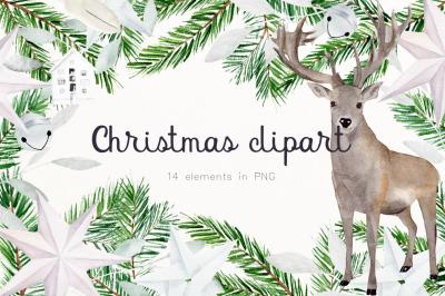 Winter clip art png