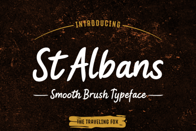 St. Albans - A Smooth Brush