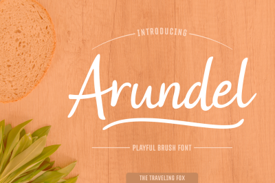 Arundel - A Playful Brush