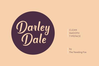 Darley Dale - A smooth script