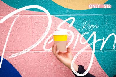 Rogue Design Font