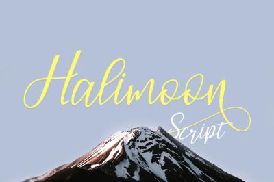 Halimoon Script