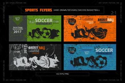 Sport flyers