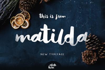 Matilda Font
