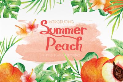 Summer Peach