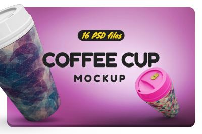 Coffee Cup Vol.1 Mockup