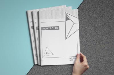 Personal Portfolio Brochure