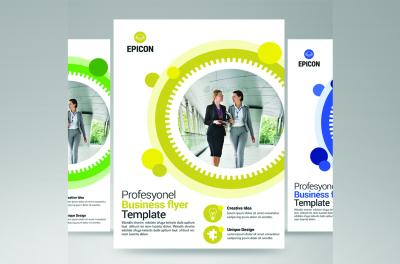 company flyer