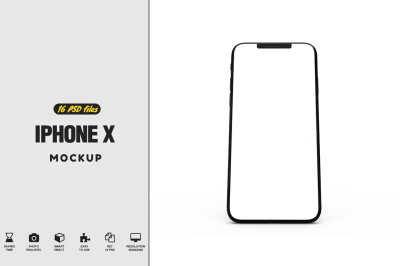 iPhone 8 Pre-Launch Mockup Vol.2