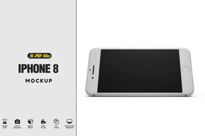 iPhone 8 Vol.2 Mockup